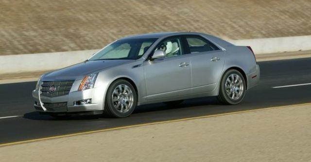 2008 Cadillac CTS 3.6 SIDI Elegance  第3張相片