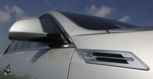 2008 Cadillac CTS 3.6 SIDI Elegance  第4張相片