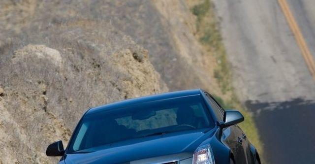 2008 Cadillac CTS 3.6 SIDI Elegance  第5張相片