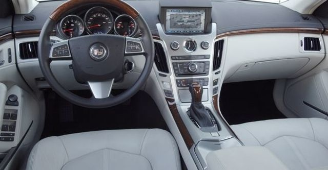 2008 Cadillac CTS 3.6 SIDI Elegance  第6張相片