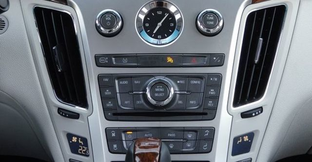 2008 Cadillac CTS 3.6 SIDI Premium  第7張相片