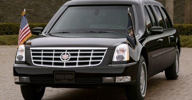 2008 Cadillac DTS 4.6 Armor 元首級  第1張相片