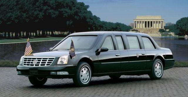 2008 Cadillac DTS 4.6 Armor 元首級  第6張相片