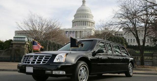 2008 Cadillac DTS 4.6 Armor 元首級  第8張相片