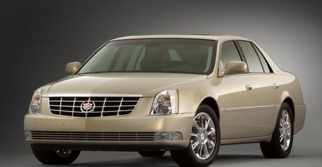 2008 Cadillac DTS 4.6 Plutinm  第2張相片