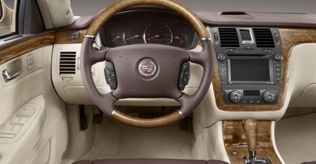 2008 Cadillac DTS 4.6 Plutinm  第5張相片