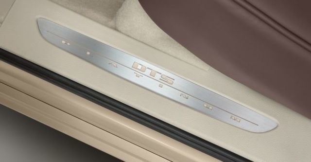 2008 Cadillac DTS 4.6 Plutinm  第7張相片