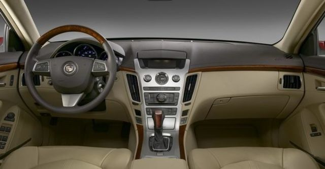 2008 Cadillac DTS 4.6 Plutinm  第8張相片