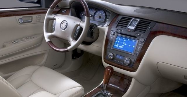 2008 Cadillac DTS Limo  第5張相片