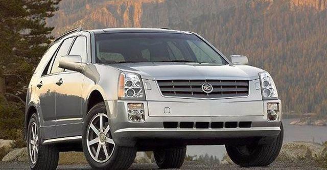 2008 Cadillac SRX 4.6 Premium  第2張相片