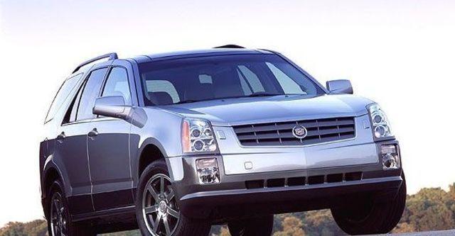 2008 Cadillac SRX 4.6 Premium  第4張相片