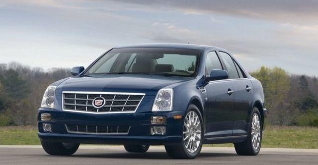 2008 Cadillac STS 3.6  第2張相片