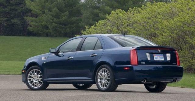 2008 Cadillac STS 3.6  第4張相片