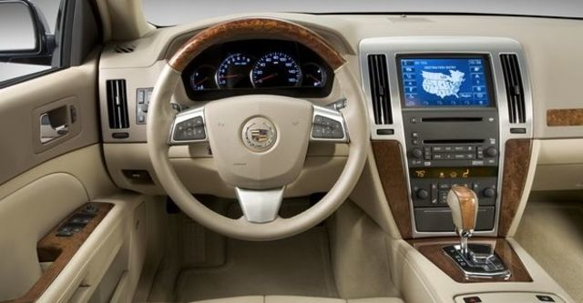 2008 Cadillac STS 3.6  第7張相片