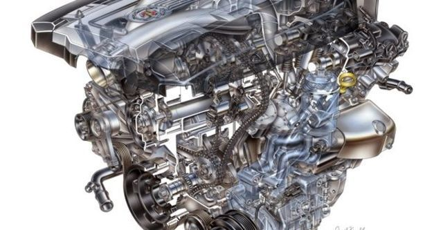 2008 Cadillac STS 3.6  第9張相片