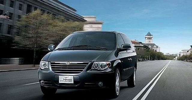 2010 Chrysler Town & Country 3.3 旗艦型  第1張相片