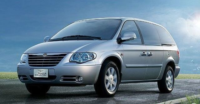 2008 Chrysler Town & Country 3.3 旗艦型  第2張相片