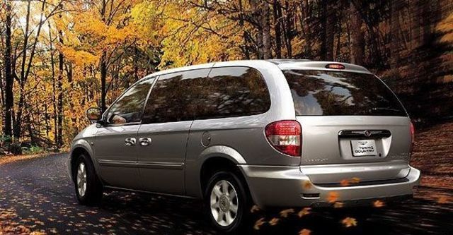2008 Chrysler Town & Country 3.3 旗艦型  第3張相片