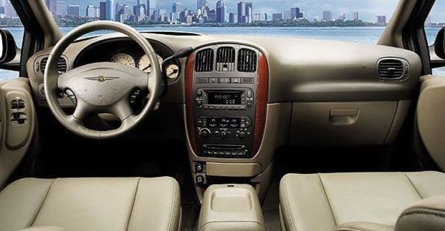 2008 Chrysler Town & Country 3.3 旗艦型  第7張相片