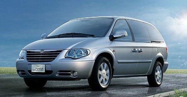 2008 Chrysler Town & Country 3.3 精緻型  第1張相片