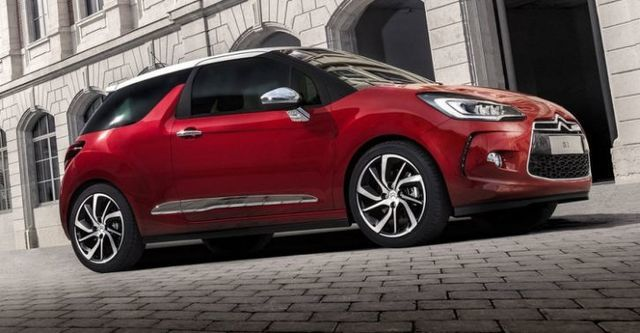 2015 Citroen DS 3 1.6 VTi  第1張相片