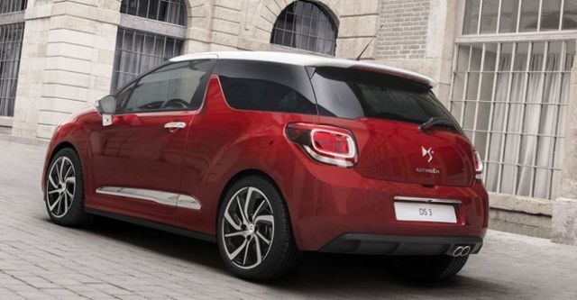 2015 Citroen DS 3 1.6 VTi  第2張相片