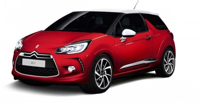 2015 Citroen DS 3 1.6 VTi  第4張相片