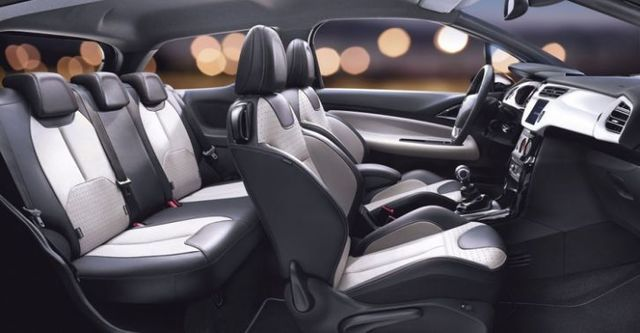 2015 Citroen DS 3 1.6 VTi  第6張相片