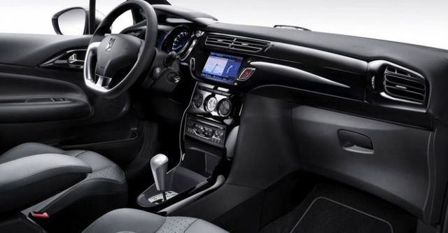 2015 Citroen DS 3 1.6 VTi  第7張相片