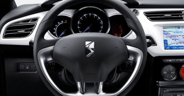 2015 Citroen DS 3 1.6 VTi  第8張相片