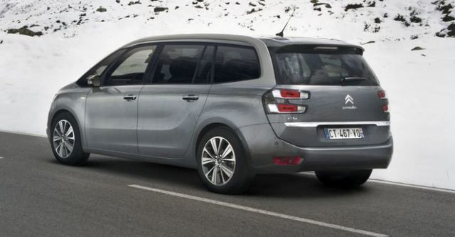 2015 Citroen Grand C4 Picasso 2.0 BlueHDi Premium Pack+  第2張相片