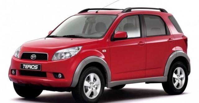 2015 Daihatsu Terios 1.5 2WD MX  第5張相片
