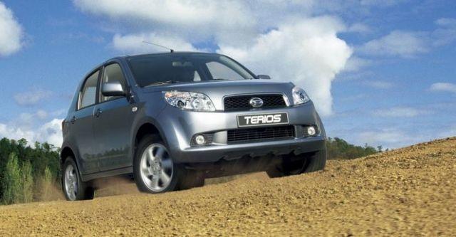 2014 Daihatsu Terios 1.5 4WD LX  第1張相片
