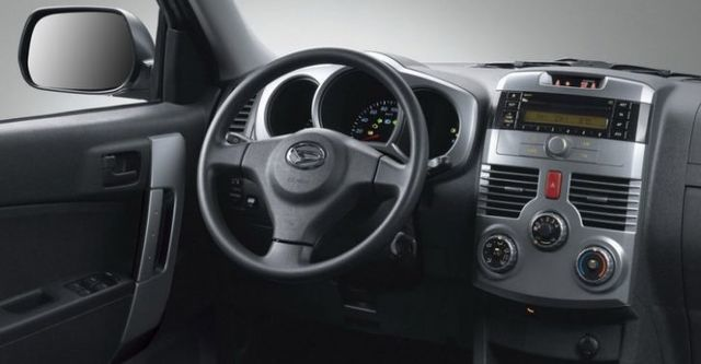 2014 Daihatsu Terios 1.5 4WD LX  第9張相片
