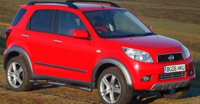 2014 Daihatsu Terios 1.5 4WD MX  第4張相片