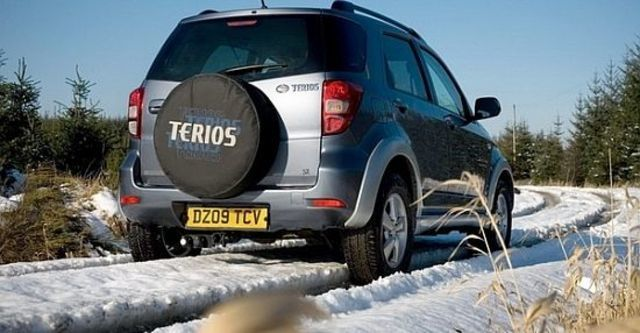 2013 Daihatsu Terios 1.5 4WD LX  第3張相片