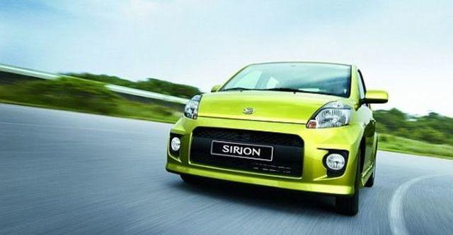 2012 Daihatsu Sirion 1.5 Sport+  第4張相片