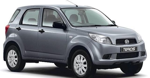 2011 Daihatsu Terios 2WD MX  第2張相片