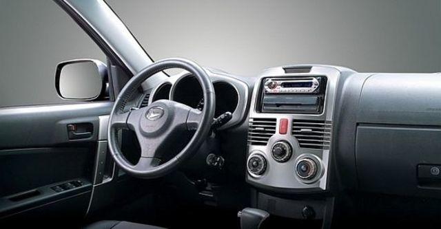 2010 Daihatsu Terios 2WD MX  第4張相片