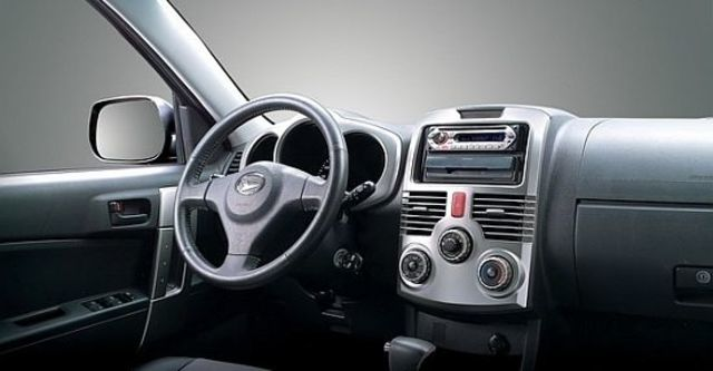 2010 Daihatsu Terios 4WD LX  第4張相片