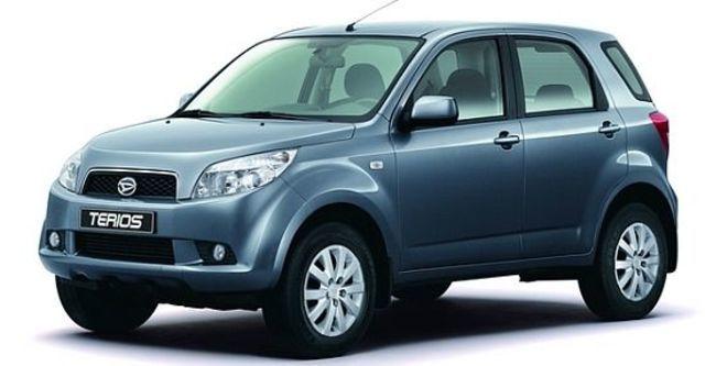 2010 Daihatsu Terios 4WD MX  第1張相片