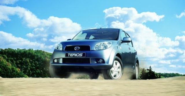 2009 Daihatsu Terios 1.5 2WD SX  第3張相片