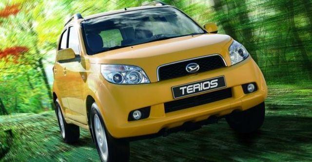 2009 Daihatsu Terios 1.5 4WD MX  第6張相片