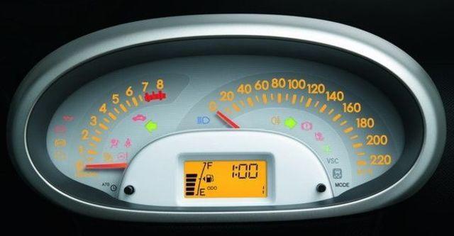 2008 Daihatsu Sirion 1.3 Std  第4張相片