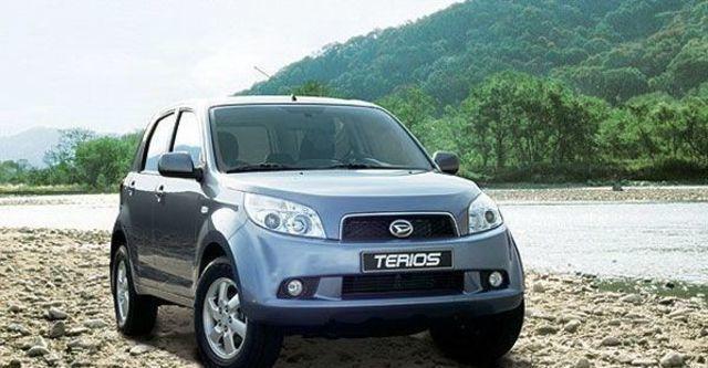 2008 Daihatsu Terios 1.5 2WD  第1張相片