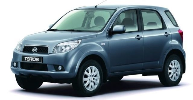 2008 Daihatsu Terios 1.5 4WD  第7張相片