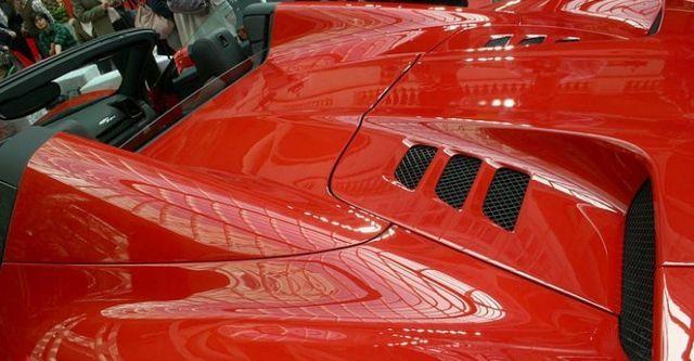 2015 Ferrari 458 Spider V8  第6張相片