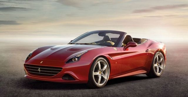 2015 Ferrari California T 3.8 V8  第1張相片