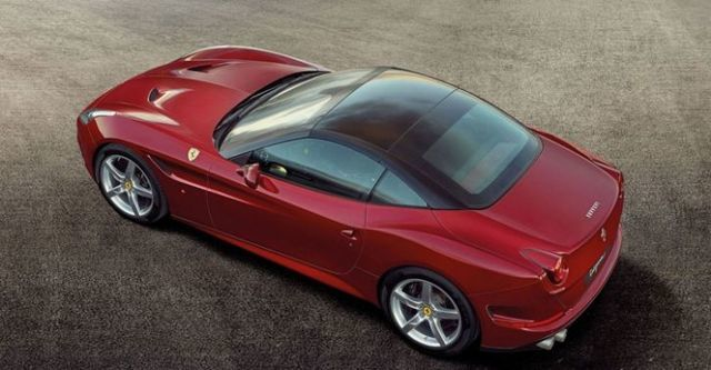 2015 Ferrari California T 3.8 V8  第5張相片