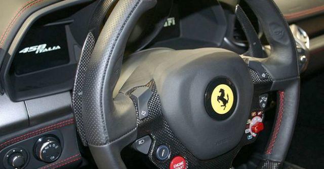 2014 Ferrari 458 Italia  第9張相片